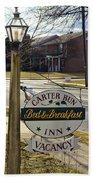 Carter Run Inn 1 Bath Towel