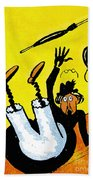 Cartoon 07 Hand Towel