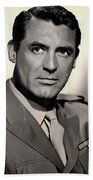 Cary Grant Bath Towel