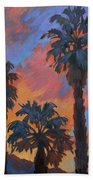 Casa Tecate Sunrise Bath Towel