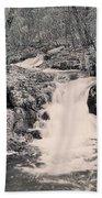 Cascade On Taum Sauk Mountain 2 Bath Towel