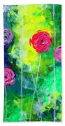Cascading Light By Jan Marvin Hand Towel