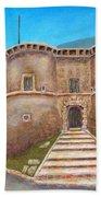 Castello Ducale Di Faicchio Hand Towel