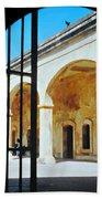 Castillo San Cristobal Bath Towel