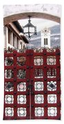 Castle Gate Bath Towel