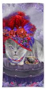 Cat In The Red Hat Bath Towel