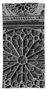Cathedral De Notre Dame Bath Towel