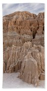 Cathedral Gorge Morning Bath Towel
