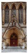 Cathedral Of Saint Joseph Bath Towel