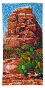 Cathedral Rock Bath Towel