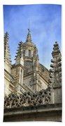 Cathedral Spires Bath Towel