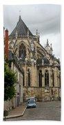 Cathedrale Saint - Cyr - Et - Sainte - Julitte De Nevers Bath Towel