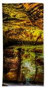 Cave Land Bath Towel