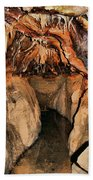 Cavern Path Bath Towel