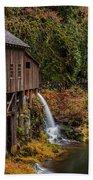 Cedar Creek Grist Mill Bath Towel