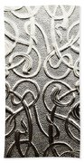 Celtic Glass Bath Towel
