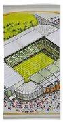 Celtic Park Bath Towel