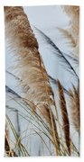 Central Coast Pampas Grass II Bath Towel