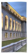 Central Library St. Louis Hand Towel