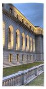 Central Library St. Louis Bath Towel
