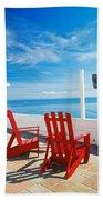 Chairs Cape Cod Ma Bath Towel