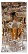 Champagne 01 Bath Towel