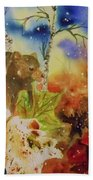 Changing Of The Seasons - Square Format Bath Towel