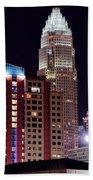 Charlotte Skyscraper Bath Towel