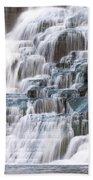 Chasing Waterfalls Bath Towel