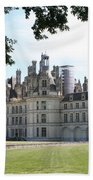 Chateau Chambord - France Bath Towel