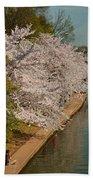 Cherry Blossoms 2013 - 053 Bath Towel