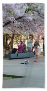 Cherry Blossoms 2013 - 069 Bath Towel