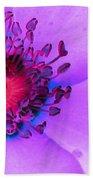 Cherry Pie Rose - Photopower 2825 Bath Towel