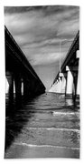 Chesapeake Bay Bridge II Bath Towel