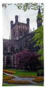 Chester Cathedral Bath Towel