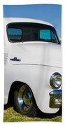 Chevy Truck Bath Towel by Robert L Jackson