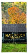 Chew Mail Pouch 2 Bath Towel