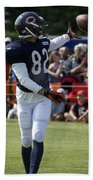Chicago Bears Wr Chris Williams Training Camp 2014 04 Bath Towel
