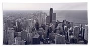 Chicago Bw Hand Towel