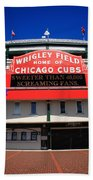 Chicago Cubs - Wrigley Field Hand Towel