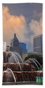 Chicago...my Kind Of Town Bath Towel