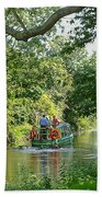 Chichester Canal Bath Towel