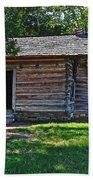 Chickamauga Cabin Bath Towel