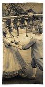 Childhood Memories Hand Towel