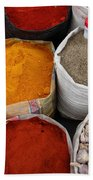 Chilli Powders 4 Bath Towel