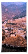 China Great Wall Adventure By Jrr Bath Towel