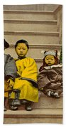 Chinatown Family Bath Towel