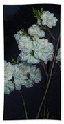 Chinese Flowers Hand Towel