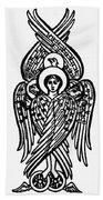 Christianity Tetramorph Hand Towel
