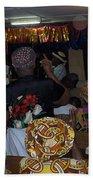 Church In Nigeria Bath Towel